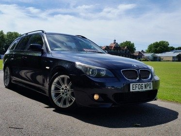 BMW 5 SERIES 530i M SPORT TOURING