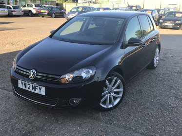 Volkswagen Golf TDi 2.0 TDI GT 140PS