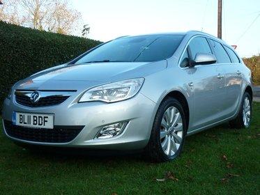 Vauxhall Astra SE 2.0 CDTI 160 AUTOMATIC