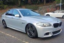BMW 535 Bmw 535D M Sport Individual Model (313 bhp) 69k miles VDC + Adaptive Drive £12k EXTRAS Diesel Saloon