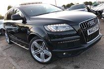 Audi Q7 TDI QUATTRO S LINE PLUS AUTO PANAROMIC ROOF