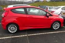 Ford Fiesta Zetec S 1.0T EcoBoost 125PS Start/Stop