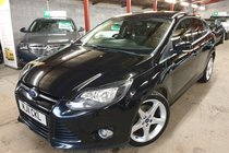 Ford Focus 1.6 ECOBOOST TITANIUM - HIGH SPEC