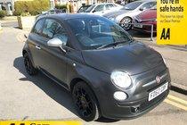 Fiat 500 STREET