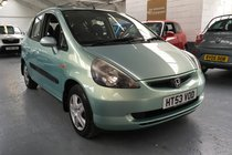 Honda Jazz DSI SE JUST 2 OWNERS!!