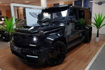 Mercedes G Class AMG G 63 4MATIC EDITION 463