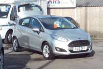 Ford Fiesta ZETEC 1.0 ECOBOOST 60,000 £ZERO ROAD TAX