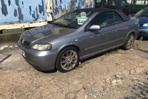 Vauxhall Astra 1.8 EXCLUSIVE 16V