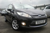 Ford Fiesta Zetec 1.25, SUPERB CONDITION