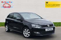 Volkswagen Polo MATCH ALLOYS BLUETOOTH