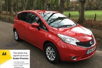 Nissan Note ACENTA FULL NISSAN HISTORY BLUETOOTH AND AIR CONDITIONING