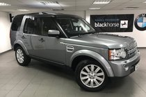 Land Rover Discovery 3.0 SDV6 HSE 7 SEAT 4WD AUTO + Nappa Leather/ Sunroofs/ Sat Nav ++++