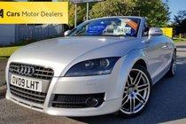Audi TT TDI QUATTRO S-Line