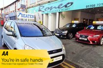 Ford S-Max TITANIUM TDCI 7 SEATER, RECON GEARBOX 11 MONTHS WARRANTY