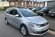 Volkswagen Sharan SEL TDI BLUEMOTION TECHNOLOGY DSG