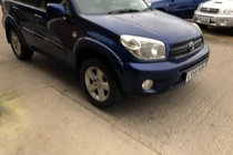 Toyota RAV4 VVT-I XT-R 5 DOOR PETROL MANUAL