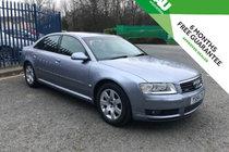 Audi A8 3.0TDI quattro SE