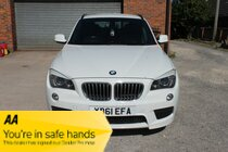 BMW X1 XDRIVE23d M SPORT - STUNNING LOOKING -  LOW MILEAGE - DIESEL - AUTOMATIC