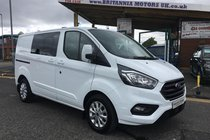 Ford Transit 300 LIMITED DCIV L1 H1 crew cab
