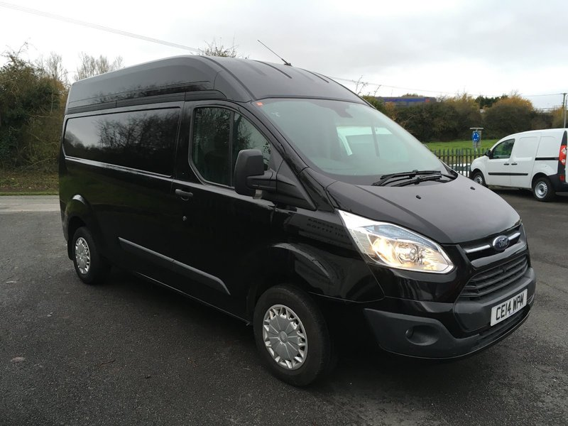 ford transit custom 290 trend l2h2 lwb highroof air con quality vans. Black Bedroom Furniture Sets. Home Design Ideas
