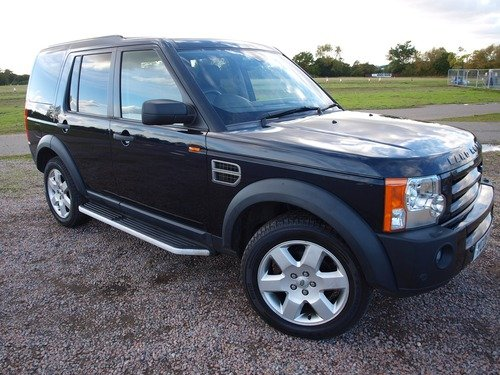 Land Rover Discovery FULL SERVICE HISTORY, TOW BAR