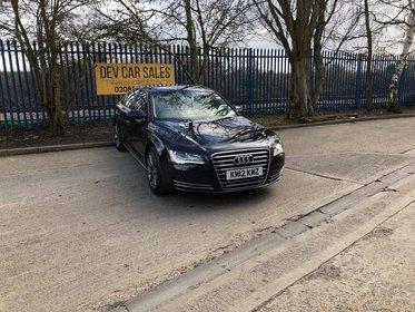 Audi A8 3.0 TDI SE Executive