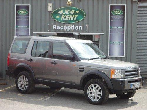 Land Rover Discovery 2.7 TDV6 XS 7 SEAT BTOOTH/HEATEDSEATS/P.SENSORS