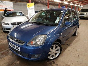 Ford Fiesta 1.4TDCi ZETEC BLUE 5DR
