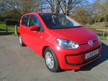 Volkswagen Up 1.0 MOVE UP BLUEMOTION TECHNOLOG 60PS