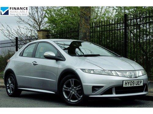 Honda Civic 1.4 I-DSI SE >> FULL SERVICE HISTORY <<