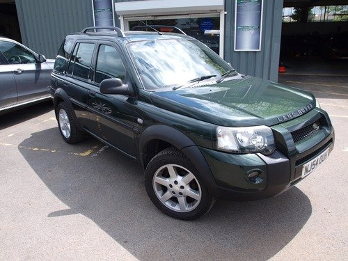 Land Rover Freelander HSE, FULL SERVICE HISTORY, 2 OWNERS