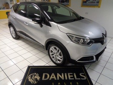 Renault Captur 1.5 dCi 90 Dynamique MediaNav *£0 Road Tax*
