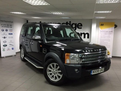Land Rover Discovery 2.7 TDV6 SE 7 SEAT Auto +---------------JUST SOLD