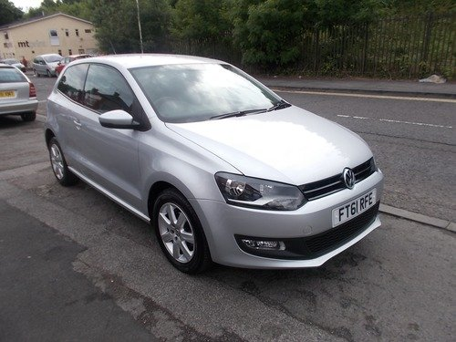 Volkswagen Polo 1.2 MATCH 60PS BUY NO DEP & £33 A WEEK