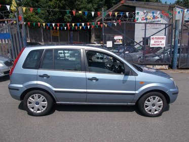 Ford Fusion 1.4 16V 2