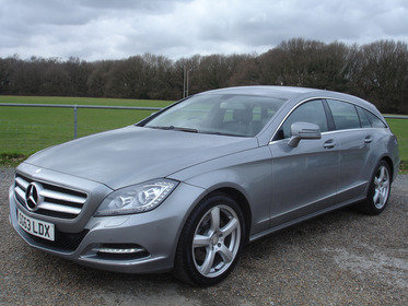 Mercedes CLS 2.1 CLS 250 CDI BLUEEFFICIENCY AUTO