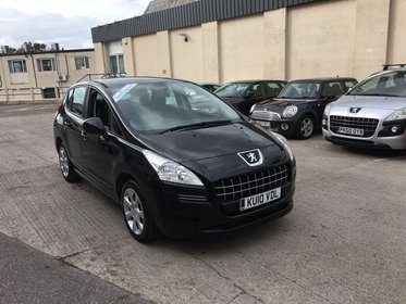 Peugeot 3008 1.6 HDI FAP 110 ACTIVE Auto Finance Available