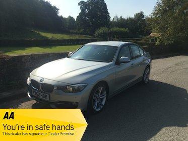 BMW 3 SERIES 320i XDRIVE SPORT
