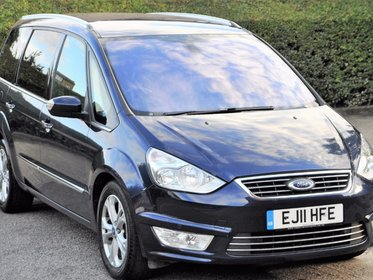 Ford Galaxy 2.0TDCI TITANIUM 140PS