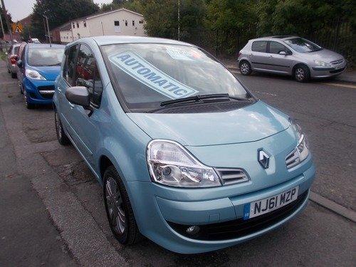 Renault Grand Modus 1.6 DYNAMIQUE AUTOMATIC NO DEP & £26 A WEEK