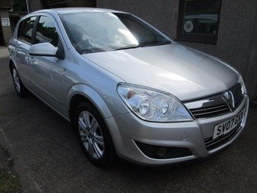 Vauxhall Astra 1.6I 16V VVT DESIGN - CAR NOW SOLD -