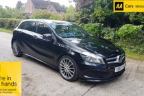Mercedes A Class 1.8 A 180 CDI BLUE EFFICIENCY SPORT D