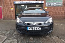 Vauxhall Astra GTC SRI S/S BUY NO DEPOSIT & £27 A WEEK T&C APPLY