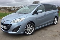 Mazda 5 SPORT 1.6 D 7 SEATER PEOPLE CARRIER