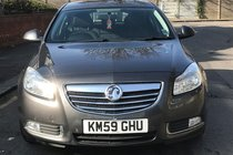 Vauxhall Insignia SRi 1.8i 16v VVT