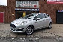 Ford Fiesta ZETEC BUY NO DEPOSIT & ONLY £38 A WEEK T&C APPLY