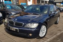 BMW 7 SERIES 730d *FULL SERVICE HISTORY*LONG MOT*