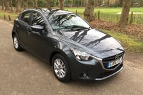 Mazda 2 SE-L FULL MAZDA HISTORY BLUETOOTH AIR CONDITIONING CRUISE CONTROL