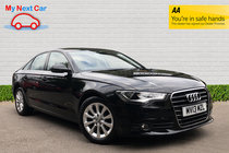 Audi A6 TDI SE 1 OWNER FSH WELL MAINTAINED