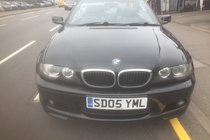 BMW 3 SERIES 318Ci Sport